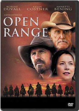 Open Range (2003) Robert Duvall, Kevin Costner, Annette Bening, Michael Gambon, Michael Jeter, Diego Luna, James Russo... Cattle herdsmen (Robert Duvall, Kevin Costner) unite to battle a ruthless rancher and his henchmen in 1882.