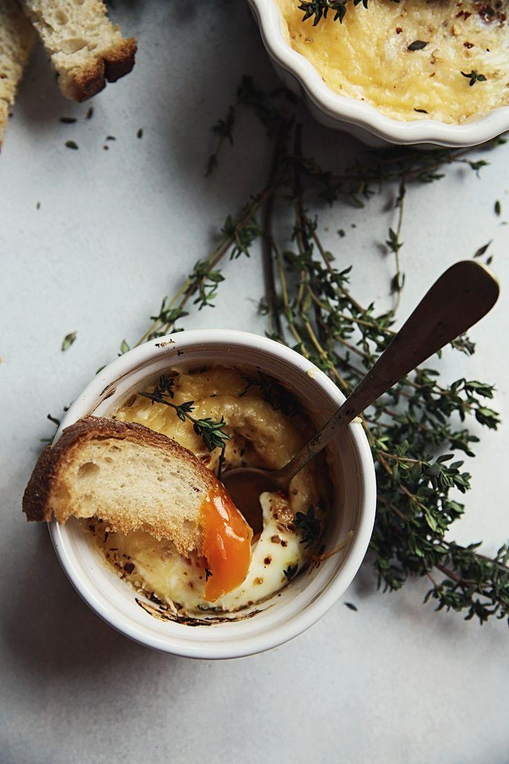 St[v]ory z kuchyne | Baked Eggs