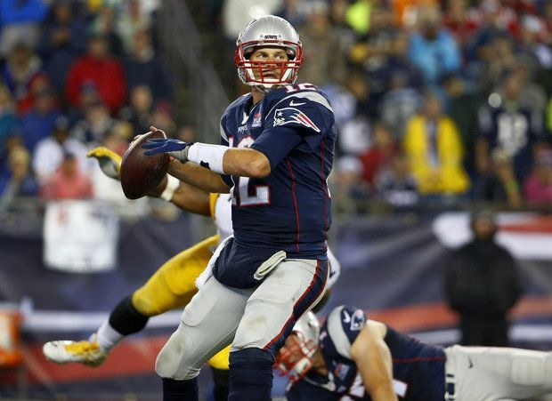 Patriots vs. Steelers:     October 23, 2016  -  27-16, Patriots  -     Final Score: New England Patriots 27 - Pittsburgh Steelers 16 (Week 7)
