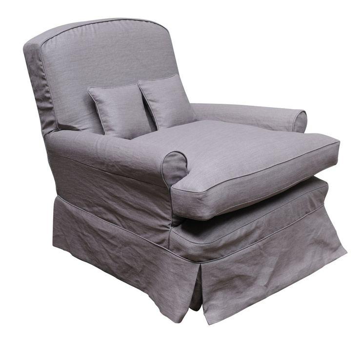 křeslo na čtení / stylový toskánský nábytek