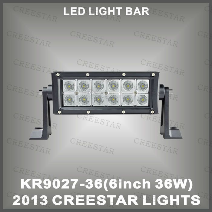 "$48.20 (Buy here: https://alitems.com/g/1e8d114494ebda23ff8b16525dc3e8/?i=5&ulp=https%3A%2F%2Fwww.aliexpress.com%2Fitem%2F6-36W-12V-24VSPOT-Flood-Combo-Beam-Offroad-LED-light-bar-heavy-duty-lamp-Working-light%2F1016946299.html ) 6"" 36W 12V,24VSPOT/Flood/Combo Beam Offroad LED light bar heavy duty lamp  Working light ATV SUV Truck light 2900Lumen KR9027-36 for just $48.20"