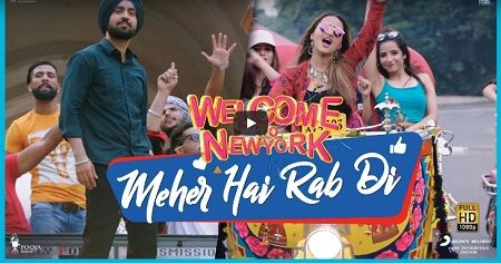 Meher Hai Rab Di Lyrics is the new song sung by Mika Singh & Khusboo Grewal and lyrics are penned by Kumaar music is composed by Meet Bros