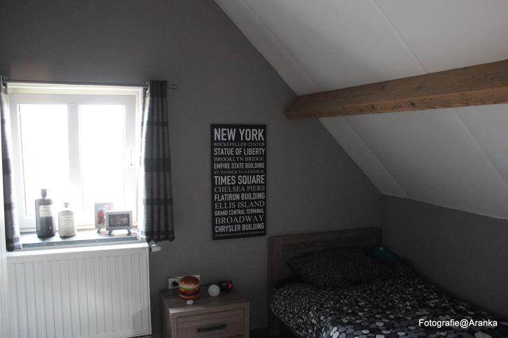 Slaapkamer van de jongste