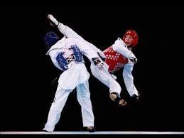 Resultado de imagen de taekwondo patadas