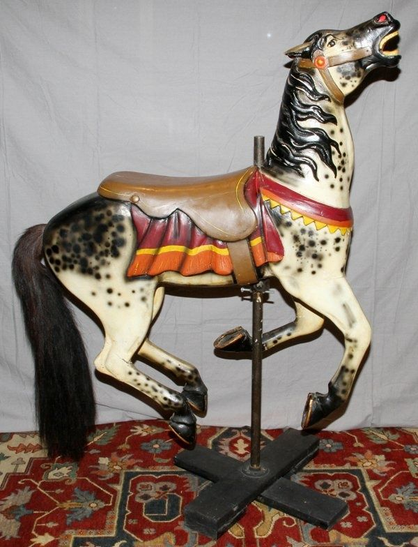 Herschell Spillman Carousel Carousel Horses Carousel Horses