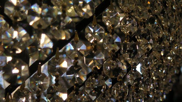 Impressionen aus dem Nostalgiepalast Nordhorn #lampen #lampe #kristall #lüster #kronleuchter #kristallglas