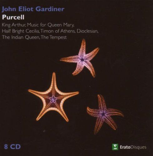 H Purcell - King Arthur Queen Mary Bright Cecilia