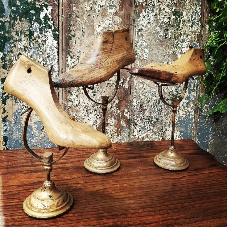 A Match Made In Heaven 3 Gorgeous 1850 1890 S Shoe Display Stands And