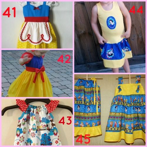 Top 50 Disney World Outfits for Your Princess! - Beautifully BellaFaith