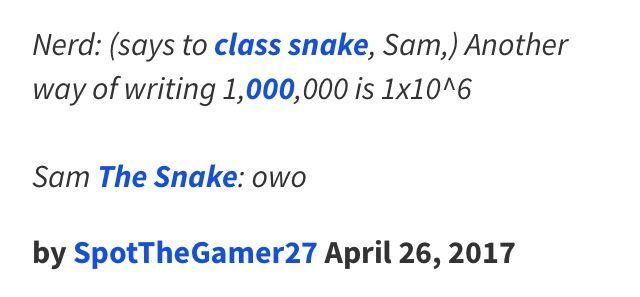 Meme Cringe Urban Dictionary Owo Cursed Image Funny Weird Gen Z Memes Vines Meme What Snakes Class Pet What Even Class Pet Memes Urban Dictionary
