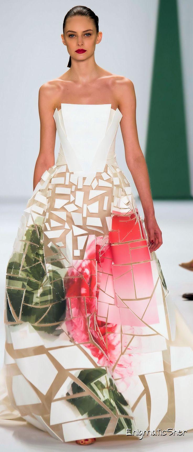 Mejores 645 imágenes de Carolina Herrera en Pinterest | Alta costura ...