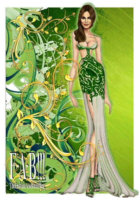 Marisa Jara by F.A.B!!!. More imagines on https://www.thefashionassistantblog.com. #artwork #artfido #awesome  #celebrity #creatorshouse #fashionart #FABCelebrity #fashiondesign #fashionillustration #fashionoftheday #fashion #follow #illustreeters #instamood #likes #style #trendyillustrations