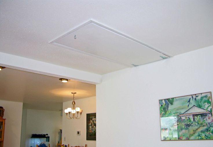 #ChandelierLight #EyeBolt #AtticLadder #StrapHinge #Ceiling #Livingroom