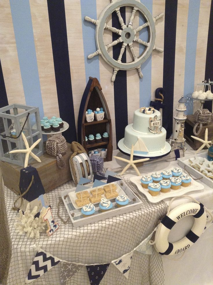 We Heart Parties: Party Details - Eli's 1st Birthday ...