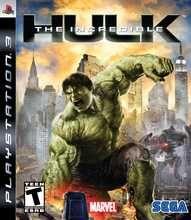 Boxshot: Incredible Hulk by Sega for PS3