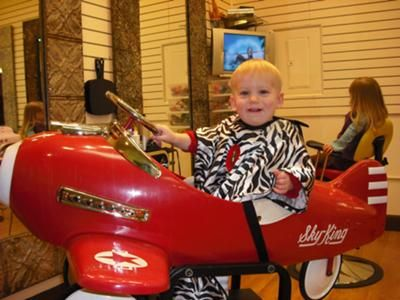 Hair Salons for Kids