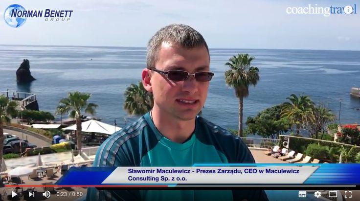 Co mówiąuczestnicy coaching na Maderze?