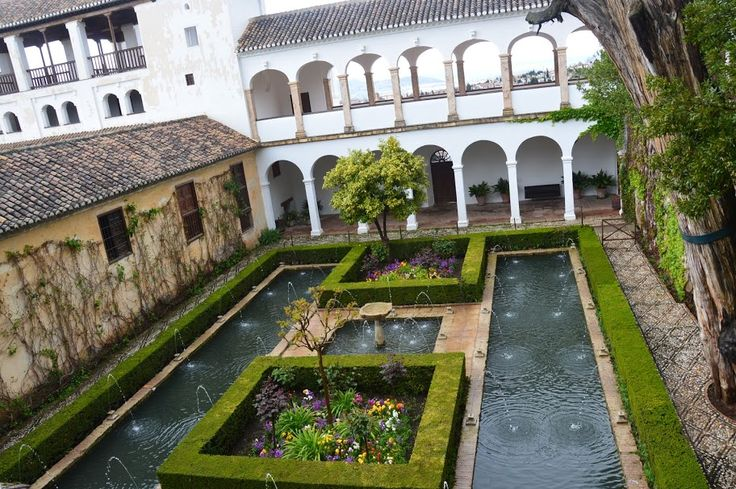 Alhambra - varázslatos kertje - 103715895165324465175 - Picasa Webalbumok