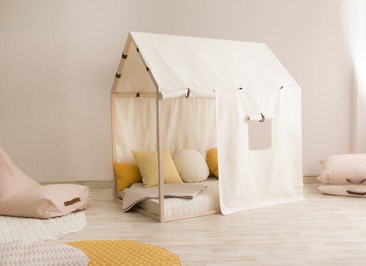 Cabin Bed Dinosaur Tent