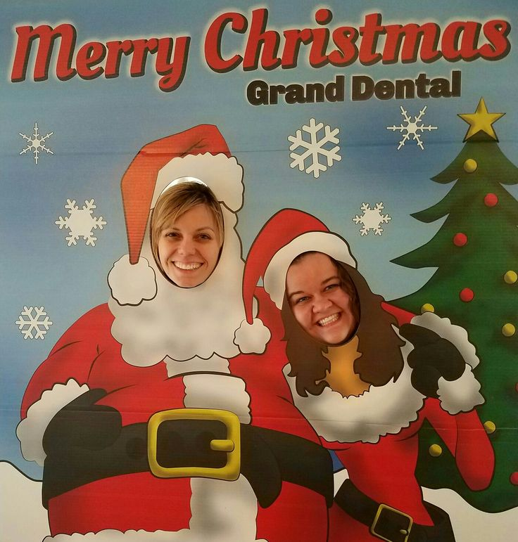 Our team takes some elfies at our Santa Party!