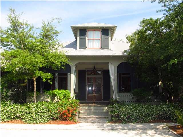 This House Is For Sale In Watercolor In Seaside Florida The Plan Is