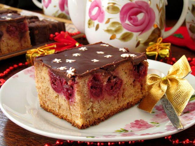 Пряничный пирог с вишней. Обсуждение на LiveInternet - Российский Сервис Онлайн-Дневников