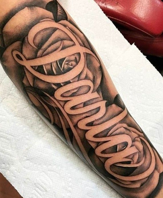 Pin By Mrami On Tatuajes De Nombres In 2020 Name Tattoos Tattoo Lettering Last Name Tattoos