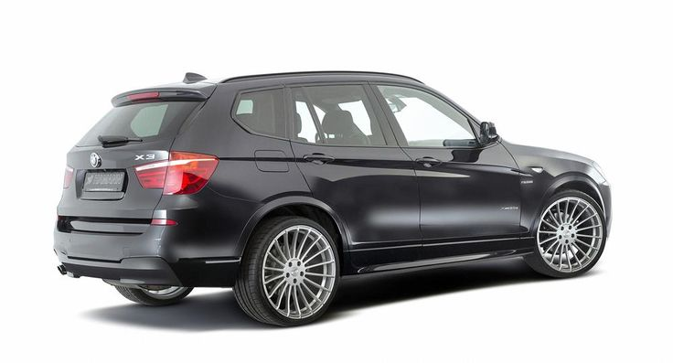 bmw x3 modifications  Hamann BMW X3 - the more mods the better | BMW X3