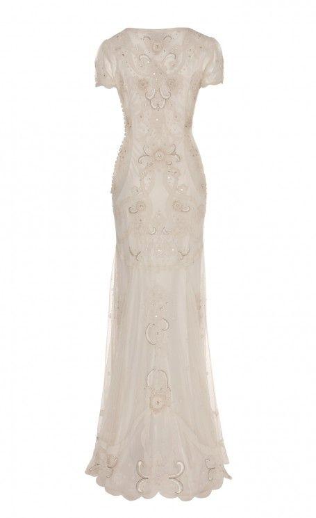 Elisha Dress  Vintage Style Bridal Gown  Temperley London  Wedding ...