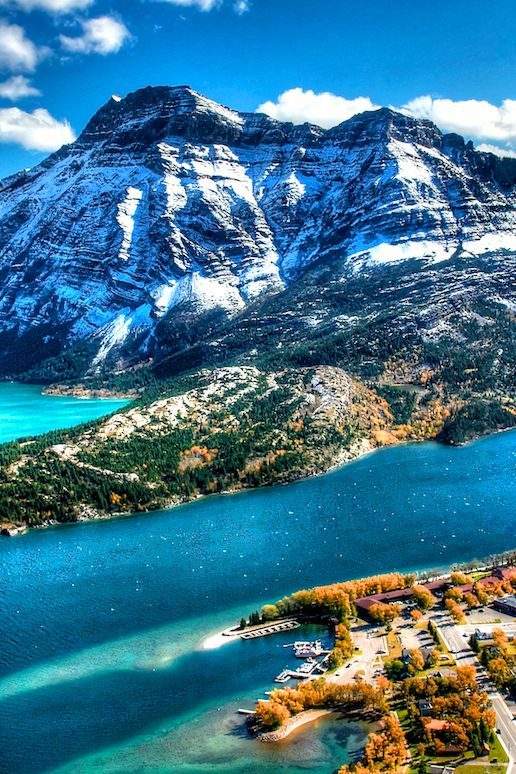 Waterton Lakes National Park | GI 365