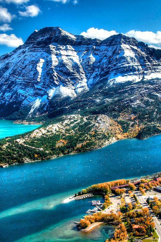 Waterton Lakes National Park | GI 365