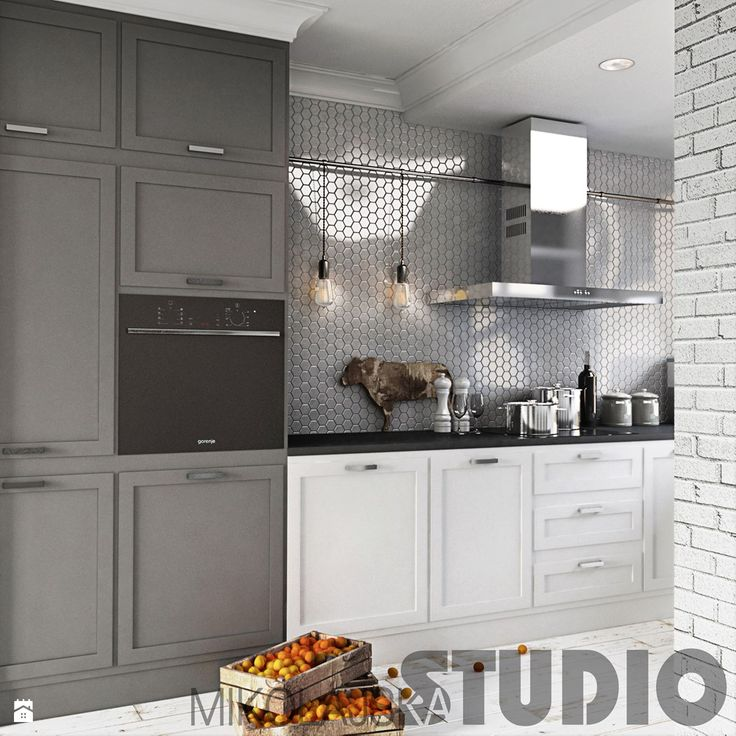 vintage kitchen design - zdjęcie od MIKOŁAJSKAstudio - Kuchnia - Styl Vintage - MIKOŁAJSKAstudio