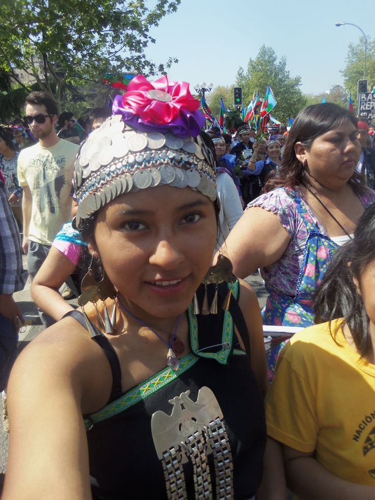 Newen_domü fuerza de mujer Mapuche