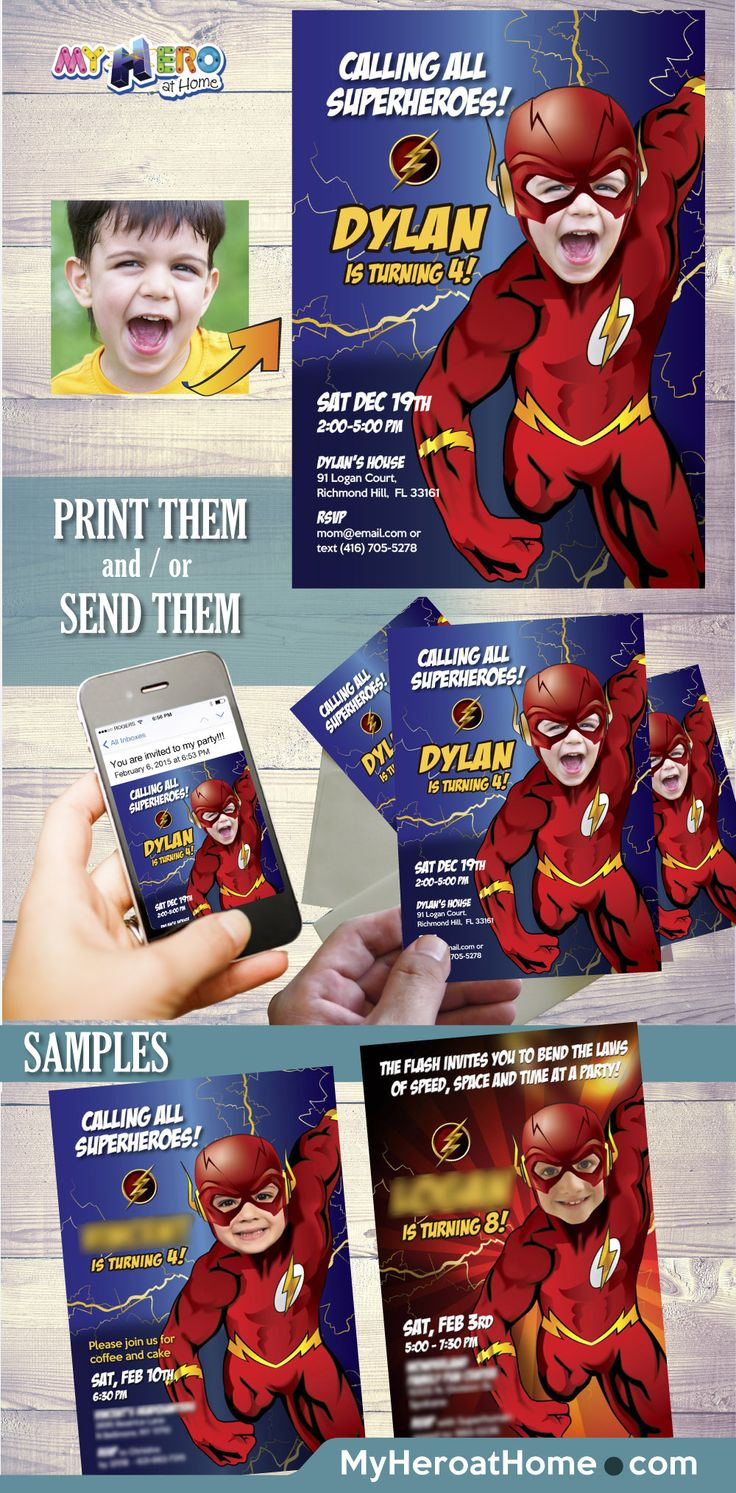 145 best superheroes birthday invitations turn your child into flash birthday party invitation the flash birthday party ideas the flash birthday invitations justice league birthday party invitations stopboris Choice Image