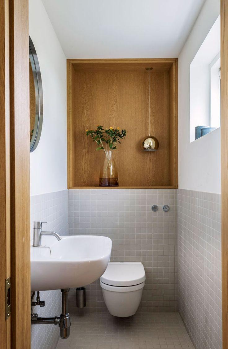 149 best Toilette & WC stylés images on Pinterest | Bathroom, Half ...
