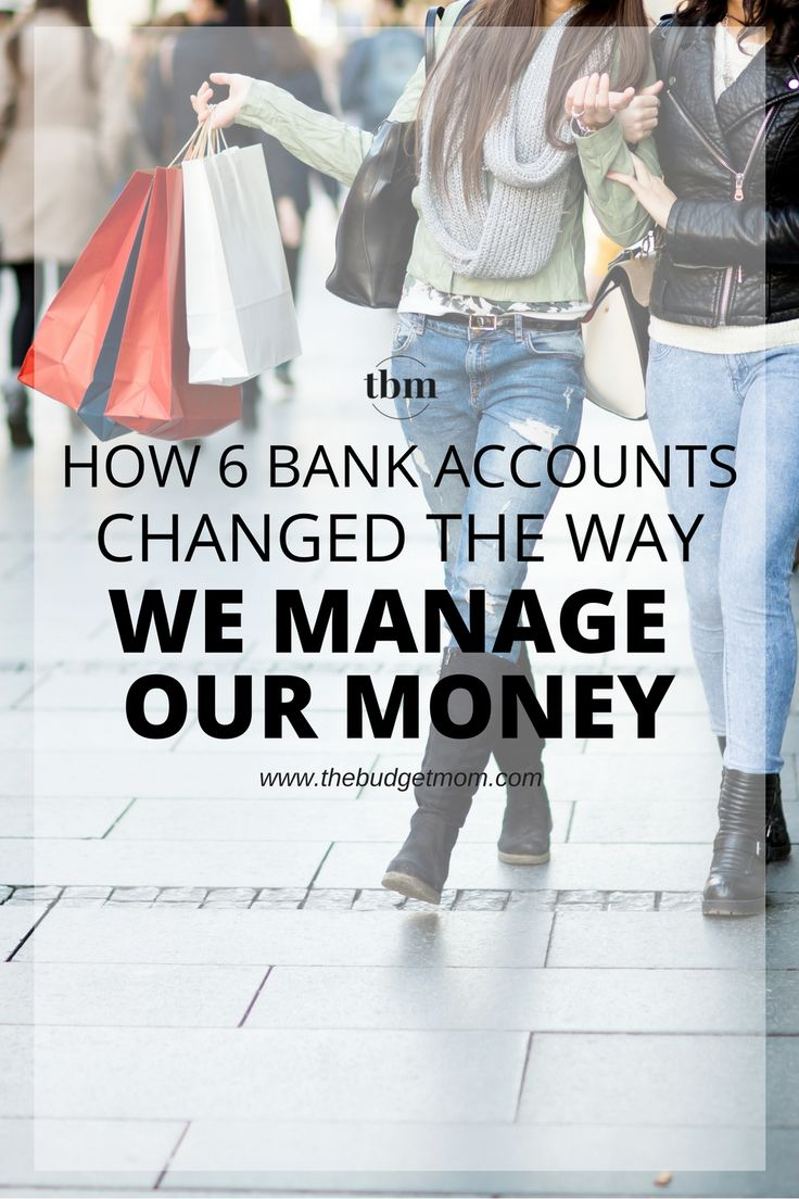 Having multiple saving accounts for your money goals will completely change how…