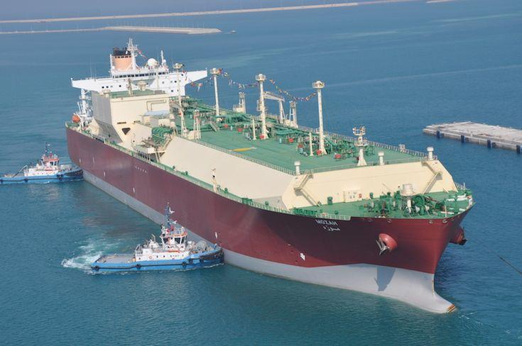 9 Questions for Nakilat's Abdullah Al Sulaiti, Managing Director of the Largest LNG Fleet http://feedproxy.google.com/~r/Gcaptain/~3/6VJT_zCtiEY/?utm_content=bufferc1d5f&utm_medium=social&utm_source=pinterest.com&utm_campaign=buffer