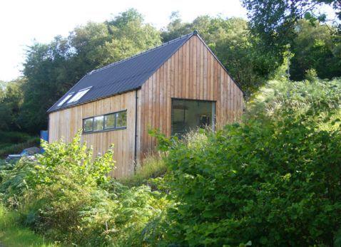 Tigh-na-Craobh (The Tree House), Portree - Isle of Skye