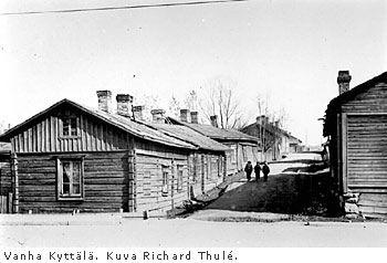 Vanha Kyttälä, Tampere. Richard Thulé.
