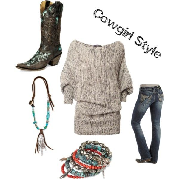 Cowgirl Style perfect for fall