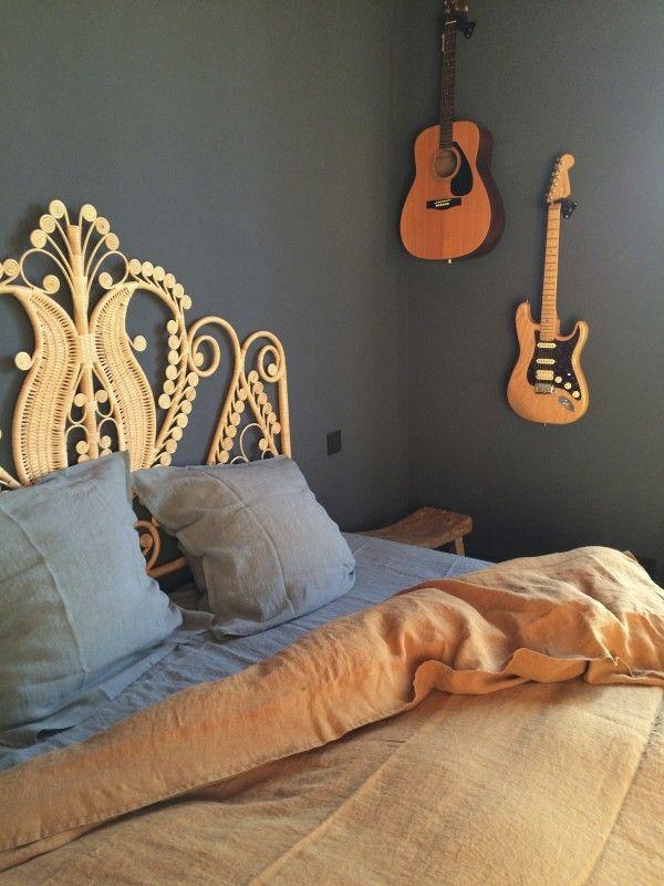 Populaire Les 25 meilleures idées de la catégorie Parure de lit vintage sur  RQ63