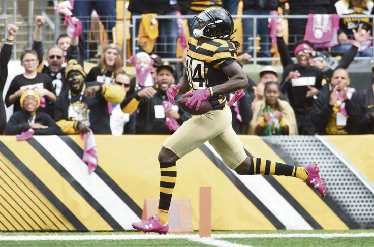 Oct. 9, 2016 — Week 5: Steelers 31, Jets 13 (Photo by Chaz Palla  |  Tribune-Review)