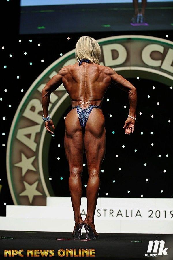 Whitney Jones 2019 Arnold Classic Australia With Images