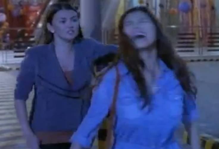 Angelica Panganiban and Angel Locsin confrontation scene in One More Try taken personally?