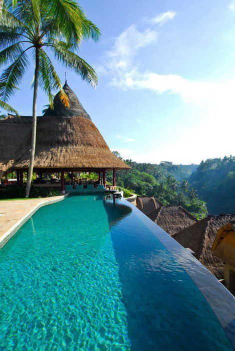The Viceroy Bali, Ubud, Indonesia  #travel #Baliisland http://livestream.com/livestreamasia
