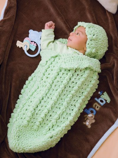 Crochet Patterns Free Baby Cocoon Crochet Baby Cocoon