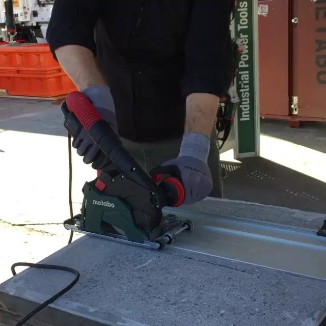 Great video from @concordcarpenter using our Metabo grinder with dust extraction hood CED 125 Plus the dust collection is impressive   . #metabo #metabopowertools #metabouk #powertools #tools #toolsofthetrade #grinder #grinders #grinding #metalwork #metalworking #welder #metalart #construction #contractor #sitework #germanengineering #tile #tiles #tiler #concrete