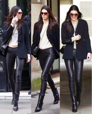 Kendall Jenner Tumblr, La Mode De Kendall Jenner, Kylie Jenner, Styles De  La Rue De L\u0027hiver, Street Styles Parisiens, Style Hivernal, Street Style  Chic,