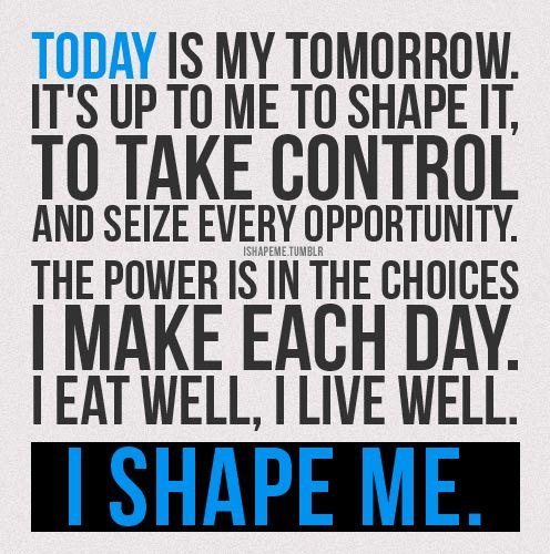 Biggest Loser / #BiggestLoser / Motivation / Inspiration / Take Control / Live Well
