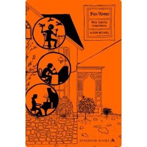 MAYO 2013 - Fun home : Una familia tragicómica / Alison Bechdel
